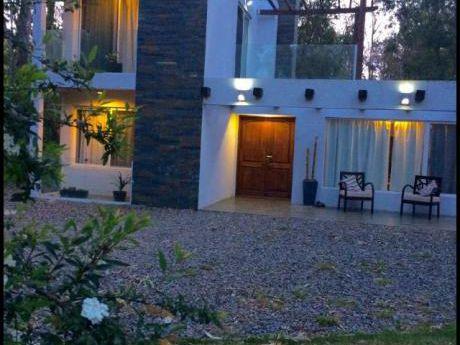 Excelente Casa En Bella Vista - Piriápolis!!! Nueva A Todo Confort