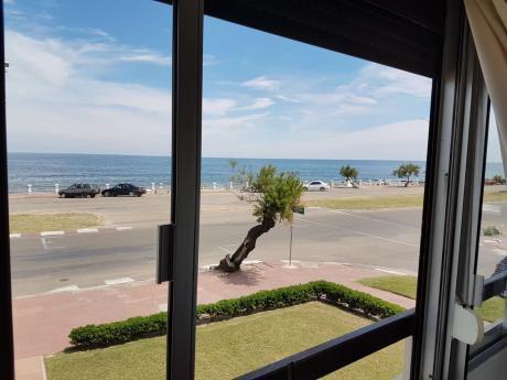 Apartamento Para Alquilar Con Vista Al Mar