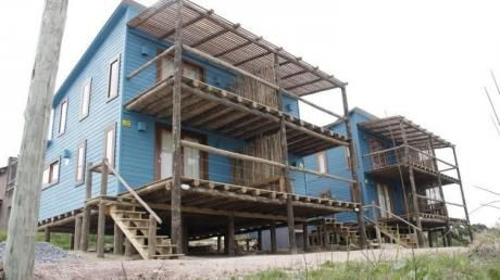 Complejo Caipirinha, Cabañas Para 4 Personas A 100 Mts De Playa Del Rivero.