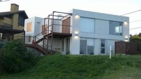 Hermosa Casa Frente Al Mar