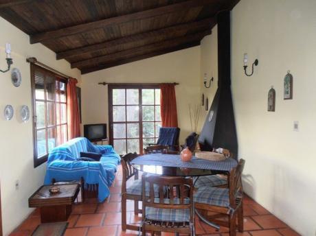 Casas En Alquiler Temporada En Centauro Entre Acuario Y Sagitario.- 01