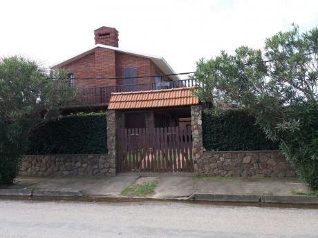 Amplia Casa Para 6 Personas En La Paloma