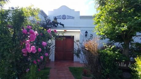 Casa Playa Mansa, Metros Del Mar. Alquiler Temporada