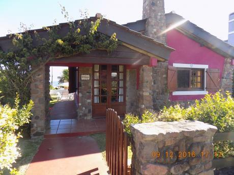 Alquilo Exelente Casa En Balneario Las Flores