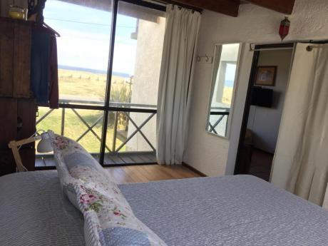 Apartamento 09 En El Cabito (la Paloma) Frente Al Mar, 2 Dormitorios A Estrenar