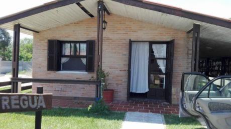 Casa Para 8 Persona En Alvorada (barra Brasileña )