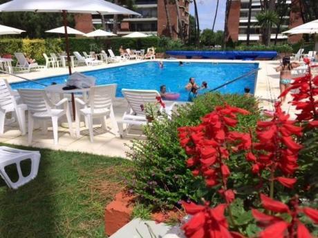 Green Leaves, Edificio Aromo,  Parque ,piscina Y Tennis