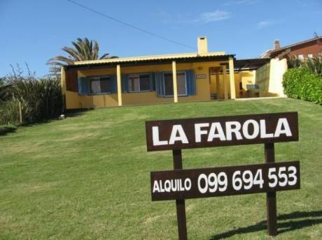 La Farola- Frente Al Mar