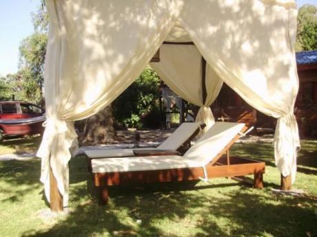 Cabaña Cálida Y Confortable A Dos Cuadras De La Playa