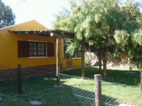 Lula 2, Comoda Casa En Playa Grande A 3 Cuadras Rambla,con Aire Ac. Y Tv Cable