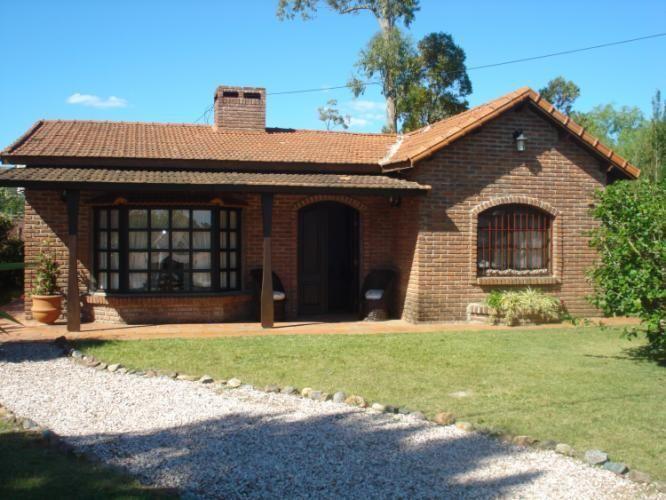 Ladrillo y tejas casa en alquiler en san francisco - Casa de ladrillos ...
