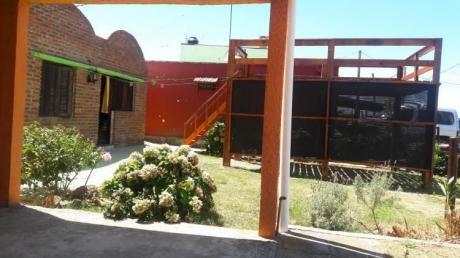 """Casa Sobre Rambla , Fte Al Mar """"la Casa De Los Abuelos"""""""