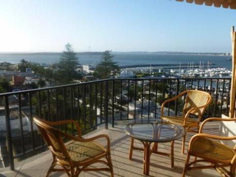 Disponible 2da Quincena Febrero - Espectacular Vista Puerto De Punta Del Este