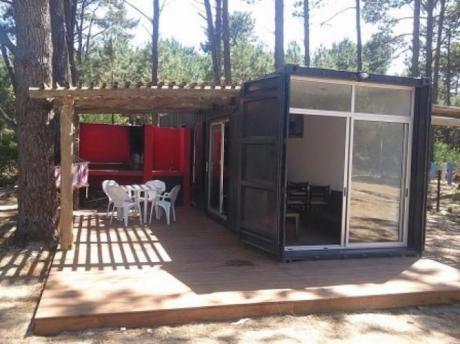 Casa Contenedor (bosque De Pinos) Contenedores Anaconda