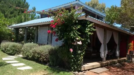Alquilo Casa A Pocas Cuadras Del Mar Y A 1 Cuadra De Media Lunas Calentitas.