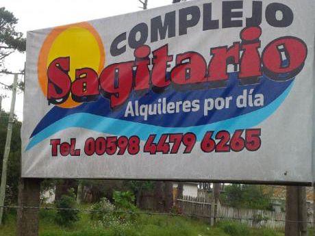 Complejo Sagitario - La Paloma - Rocha