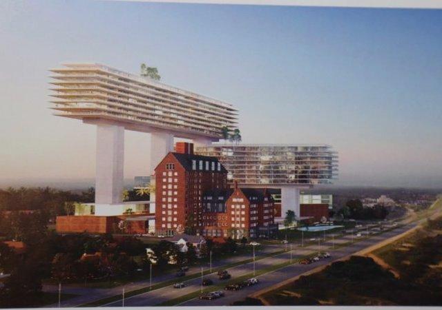 Chau a la torre más alta: ¿qué propone el nuevo proyecto para el ex San Rafael?