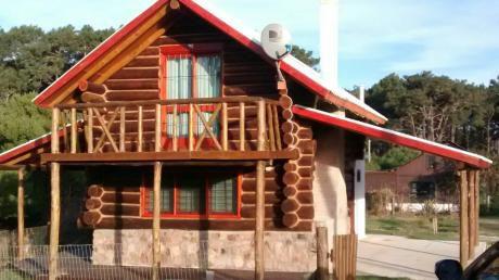 Menta Y Chocolate Hermosa Cabaña Para 5 Personas En La Paloma Playa La Serena