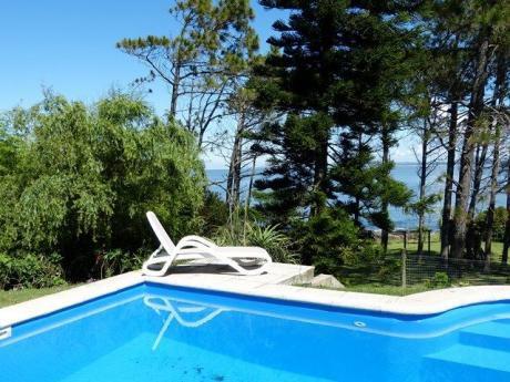 Casa De 3 Amb Frente Al Mar - Piscina - Punta Ballena