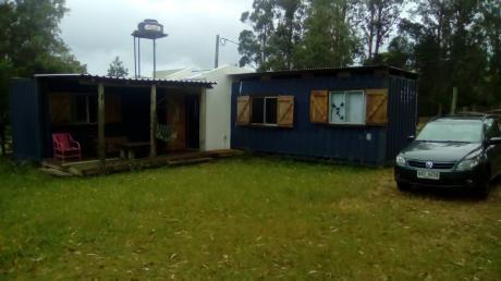 Cabaña De 2 Dormitorios Sauce De Portezuelo.
