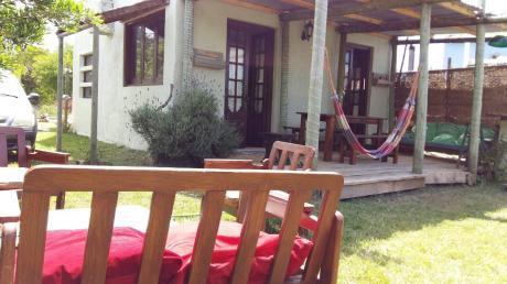 Alquilo Casa En Punta Rubia- La Pedrera