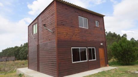 Cabaña A Estrenar En La Pedrera, 72 M2