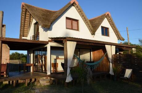 Alquiler De Casas Gemelas A 100 Mts Del Mar