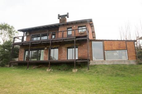 Hermosa Casa En Punta Ballena