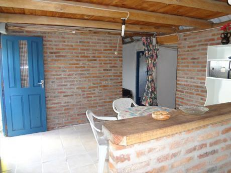 Cabaña Mojito, Excel Ubic., Gran Baranda Con Parrillero, 200 Mts Del Mar