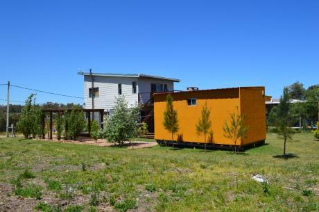 Casa Dos Plantas En Punta Negra