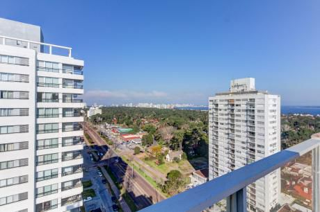 Gran Penthouse Con Hermosa Vista - Torre Marfil I
