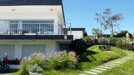 Casa En Alquiler En Proa Al Mar, Uruguay