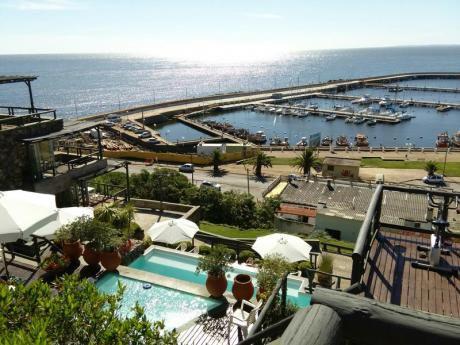 Piriapolis, Maldonado Apartamento Frente Al Mar Amarras Reales 5 Personas