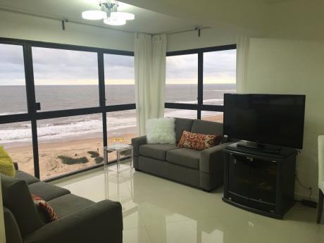 Fabuloso Apartamento Frente A Playa Brava