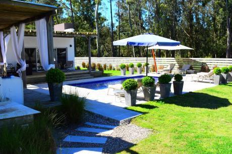 Oportunidad! Vendo Alquilo Febrero Casa En Excelente Calidad En Punta Del Este!!
