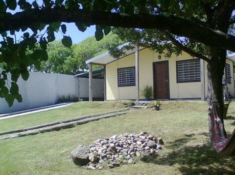 ¡oferta Para Fin De Semanas! Casa En Playa Hermosa