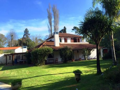 Espectacular Casa En San Rafael, Punta Del Este