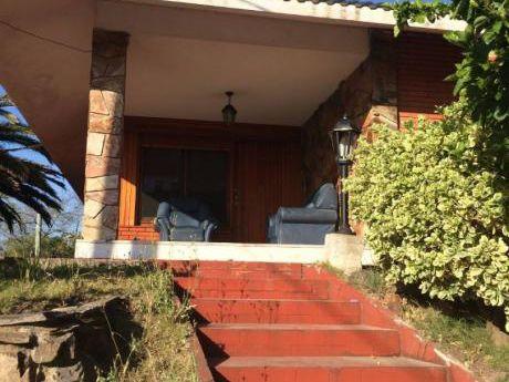 Casa En Piriápolis Para 10 Personas