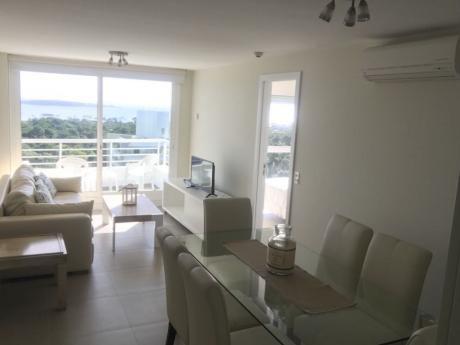 Apartamento En Piso 15 Con Vista Al Mar E Isla Gorriti - Torre Green Life -