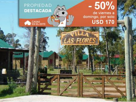 Complejo Villa Las Flores