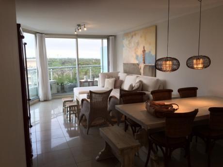 Apartamento En Alquiler 3 Dormitorios En Suite