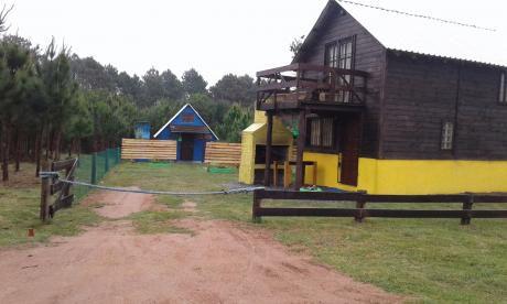 Cabañas En Punta Del Diablo