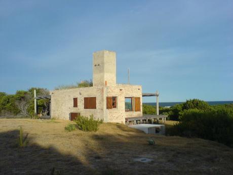 Casa Frente Al Mar En Primera Fila