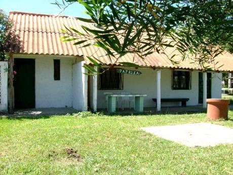 Cabaña Paprika,  2 Dormit, 6 Pers, Jardín Y Parrillero, 500 Mts Del Mar