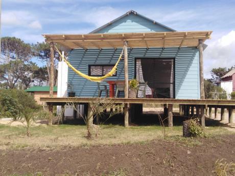 Alquilo Cómoda Casa En Punta Del Diablo