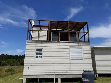 Casa A Estrenar En Punta Rubia