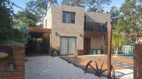 Alquiler Casa  Punta Del Este  Con Piscina Y Jacuzzi