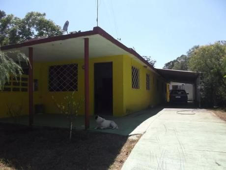Casa En Cuchilla Alta, A Pocos Metros De La Playa!