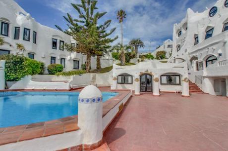Increíble Apartamento En Casapueblo, Punta Ballena