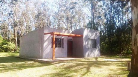 Alquiler De Casa En Temporada. Punta Negra De Piriápolis. 2 Dorm. 6 Personas.